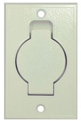 STANDARD BISQUE INLET COVERS 015616
