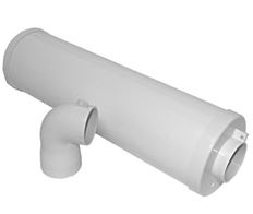 SOUND-OFF MUFFLER, WHITE 030186