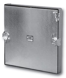 ACCESS DOOR 10X10 SQUARE DUCT 10/CS #08SCL