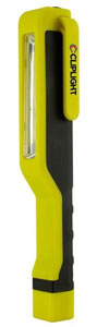 111112 CLIPSTRIP POCKET LIGHT 140 LUMENS YELLOW 12/CS