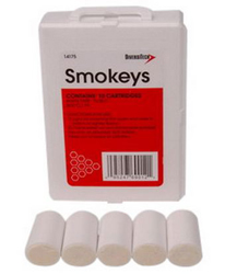 SMOKEYS 75 SECOND BURN TIME 600 CUBIC FEET 10/PK 14175