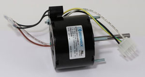 Greenheck Replacement Motor 4.5 HP, 675 RPM, 115V, 1PH 315038