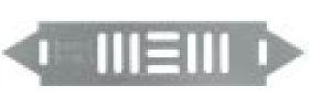 GRILLE CLIPS GC-CLIP 100/BOX #36060