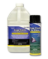 EVAP-FRESH NO RINSE 1 GALLON 4GAL/PER CASE 4166-08