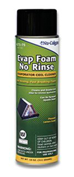 Nu-Calgon 4171-75 Evap Foam No Rinse 18 ounce Can