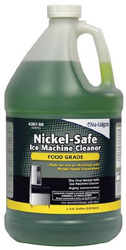 Nu-Calgon 4287-08 Nickel-Safe Ice Machine Cleaner 1 Gallon Bottle