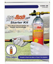 RX11-FLUSH LIQUID STARTER KIT 4300-38