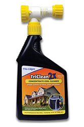 TRICLEAN 2X COIL CLEANER 1 QUART SPRAY BOTTLE 4372-24