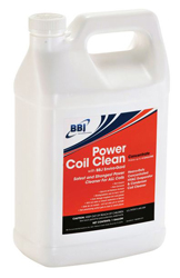 BBJ POWER COIL CLEAN 1 GALLON #520-04