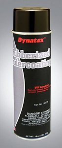 Dynatex Rubberized Undercoating 16 ounce Can 52175