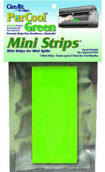 Nu-Calgon 61044 ClenAir Purcool Green Strips Mini Strip Treats Up to 5 Tons