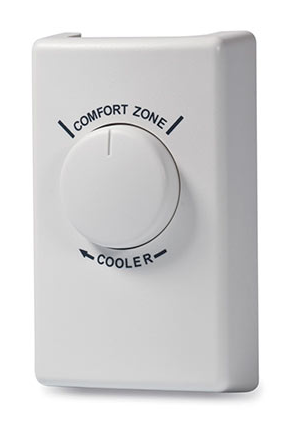 Broan 70TW Line Voltage Thermostat for Fans
