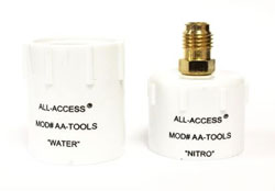 ALL-ACCESS NITROGEN & WATER FLUSH TOOLS AA-TOOLS