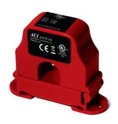 A/SCTE-250 ANALOG OUTPUT CURRENT SENSOR, SPLIT CORE, 0-5VDC, 0-250A, +/- 1.0% (5 to 100% FSO)