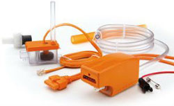 Aspen ASP-MO-UNI Mini Orange Univolt Mini-Split Condensate Pump Kit 100-230V