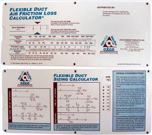 ATCO FLEX DUCTULATOR