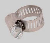 HOSE CLAMPS 3/8
