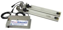 BQR-TS-24 24VAC BLU-QR TWIN STICK LIGHT MAGNETIC MOUNT QUICK RELEASE
