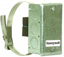 Honeywell C7041K2005 20K ohm NTC Water Temperature Sensor, Strap on, Operating range -40-250F