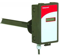 Honeywell C7232B1006 Duct Mount CO2 Sensor with display, 0/2-10Vdc or 0/4-20mA output