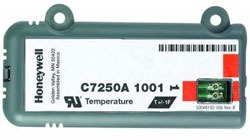Honeywell C7250A1001 20k Temperature sensor for mixed or discharge air in roof top packaged equipment