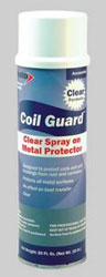 CLEAR COIL GUARD AEROSOL 20OZ 12/CS CG-AER