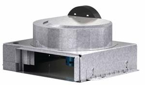 Greenheck CSP-B110-QD Inline Cabinet Exhaust Fan 100 CFM @ .125