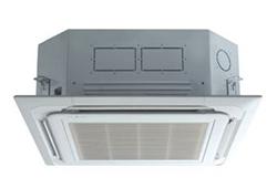 LG LMCN077HV Multi F Ceiling Cassette Indoor Unit 7,000 Btu/h
