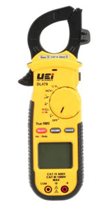 DL479 TRUE RMS HVAC CLAMP METER