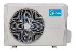 Midea Ductless DLCERAH12AAK Standard Series Outdoor Unit 12,000 Btu/h