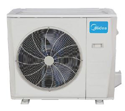 Midea Ductless DLCLRAH36AAK Light Commercial Advantage Series Outdoor Unit 36,000 Btu/h