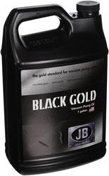 BLACK GOLD VACUUM PUMP OIL GALLON DVO-24 6/CS