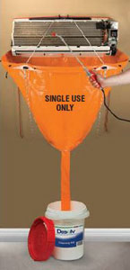 Desolv Single Use Funnel Bags 10 per Box 82562