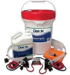 Desolv Mini-Split Evaporator Coil Cleaning Kit 82560