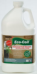 ECO-COIL UNIVERSAL COIL CLEANER 1 GAL (4/CASE)