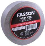 Fasson 0821 3 Inch UL 723 FSK Insulation Sealant Tape