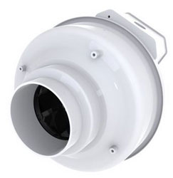INLINE EXHAUST FAN 4