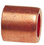 FLUSH BUSHING 1-1/8X7/8 O.D. COPPER FTGXC W-01737 25/BAG