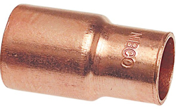 FITTING REDUCER 1-1/8X7/8 O.D. COPPER FTGXC FTGXC W 01337V 10/BAG