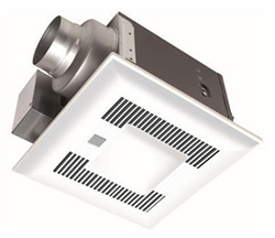 Panasonic FV-11VQL6 WhisperLite Fan/Light 110 CFM