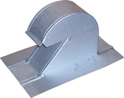 FLAT TILE ROOF VENT GMRV-4HP 04