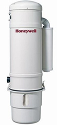 Honeywell H703 Central Vacuum Power Unit (Up to 8,000 sq. ft.) 120V, 2 Stage, 590 Air Watts Quiet Pack
