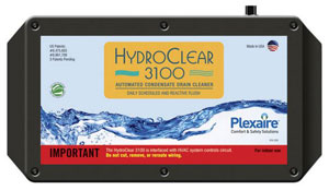 Plexaire HC-3100 HydroClear 3100 Automated Condensate Drain Cleaner
