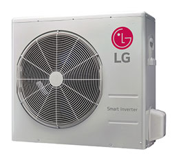 LG LAU090HYV1 Art Cool Premier Single Zone Inverter Outdoor Unit 9,000 Btu/h
