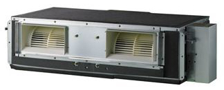 LG LHN247HV Single Zone High Static Duct Indoor Unit 24,000 Btu/h