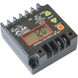 ICM492 DIGITAL SINGLE-PHASE LINE VOLTAGE MONITOR