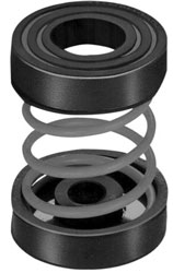 Mason Non-Adjustable Spring Mount 625 lbs. Capacity IMF-A-625