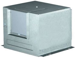 Greenheck CSP-A110-QD Inline Cabinet Exhaust Fan 115v 110 CFM @ .125