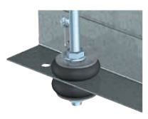 Greenheck Hanging Vibration Isolation Kit For Models SP & CSP