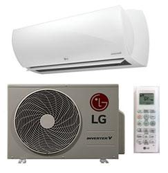 LG LA090HYV1 Art Cool Premier Single Zone Inverter System 9,000 Btu/h